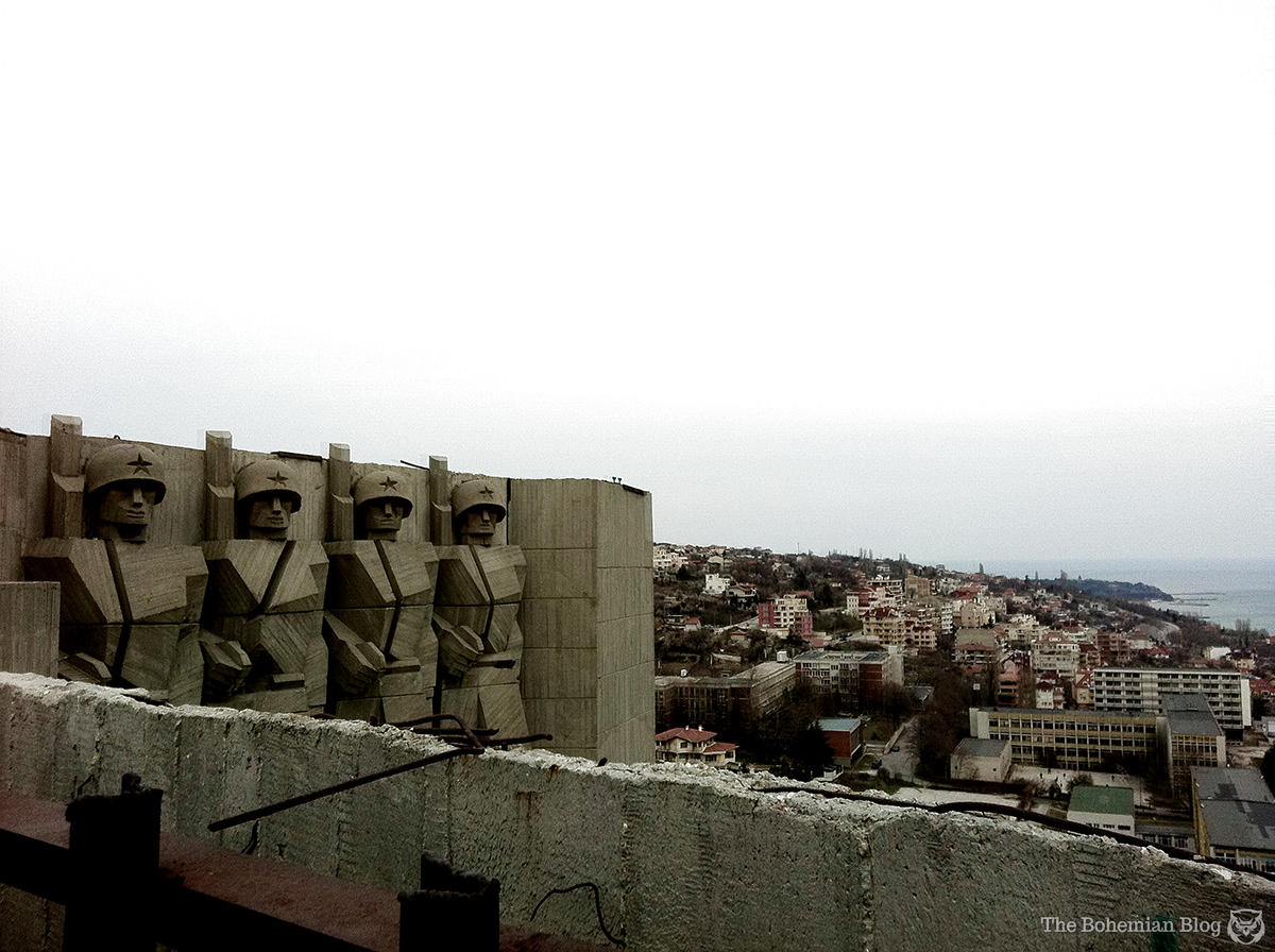 Exploring an Abandoned Monument to the Bulgarian-Soviet Friendship