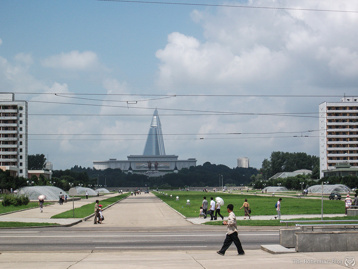 North Korea's Hotel of Doom: The Ryugyong