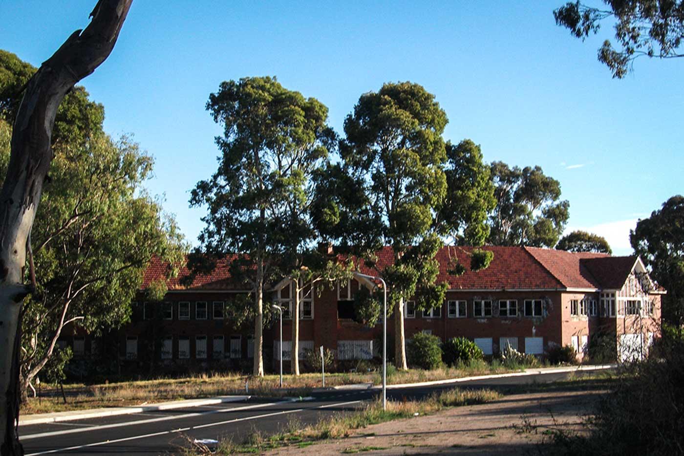 Larundel Asylum-Melbourne-Australia-1