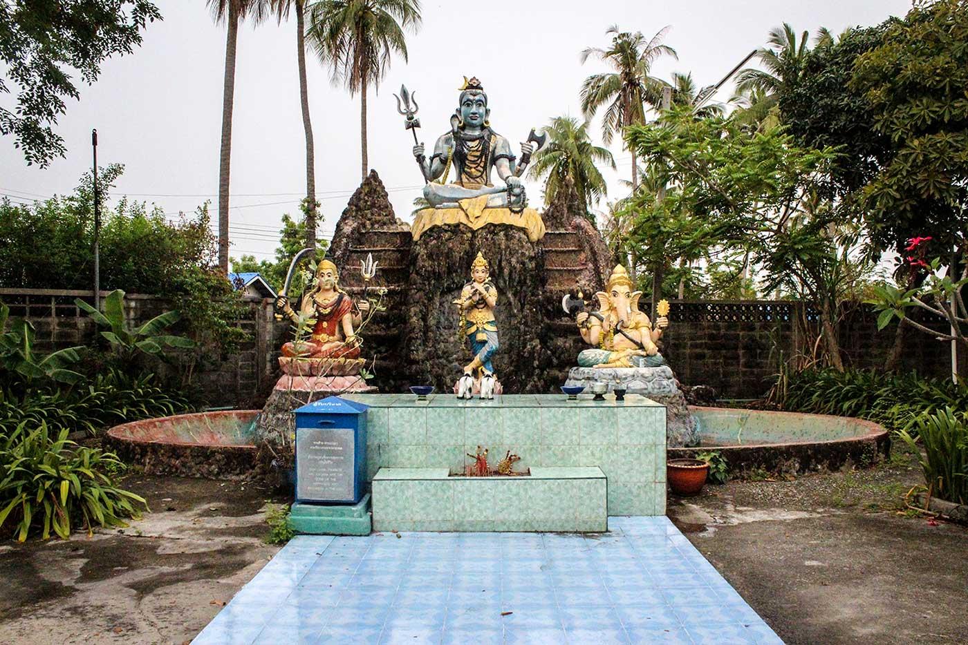 Buddhist Hell Garden - 39-DR