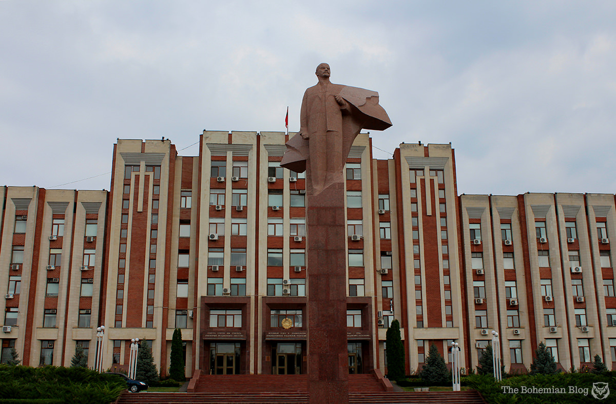 Transnistria - The Last of the USSR - 2-DR
