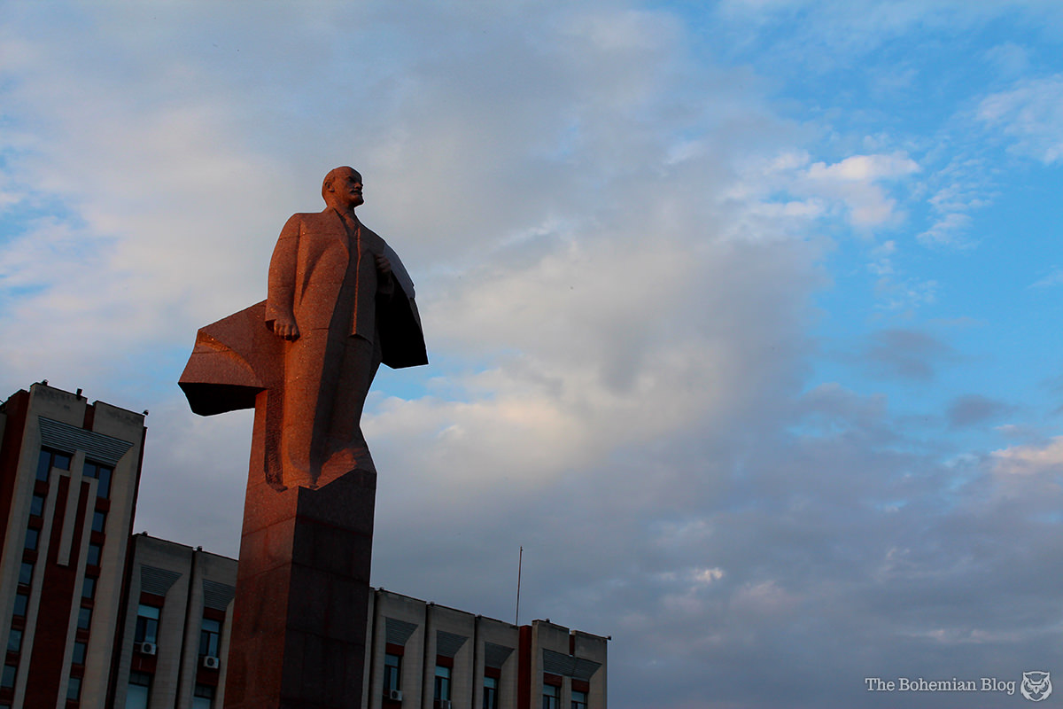 Transnistria - The Last of the USSR - 3-DR