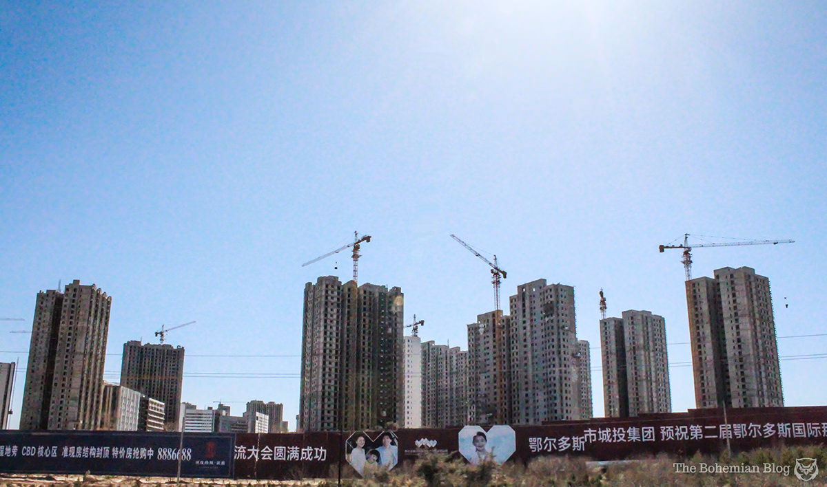 Ordos - China's Ghost City 12-DR