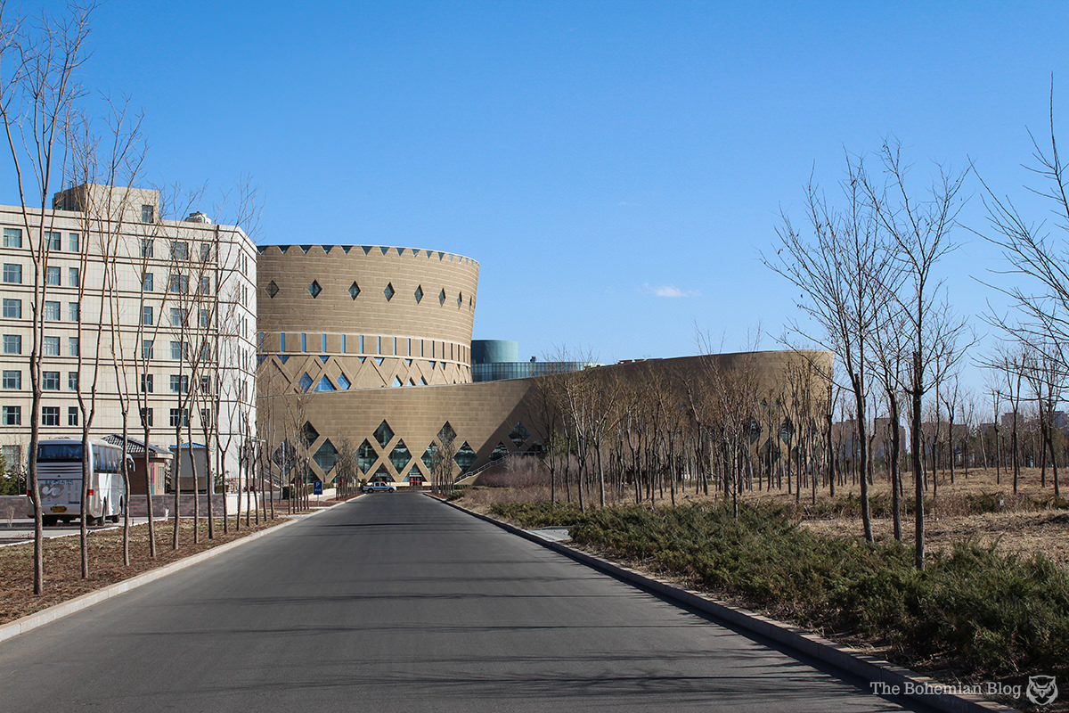 Ordos - China's Ghost City 27-DR
