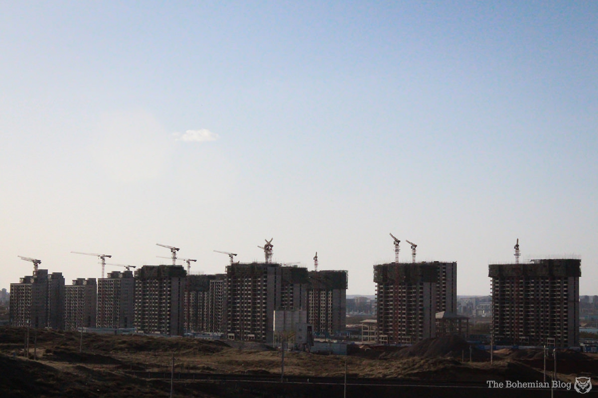 Ordos - China's Ghost City 8-DR