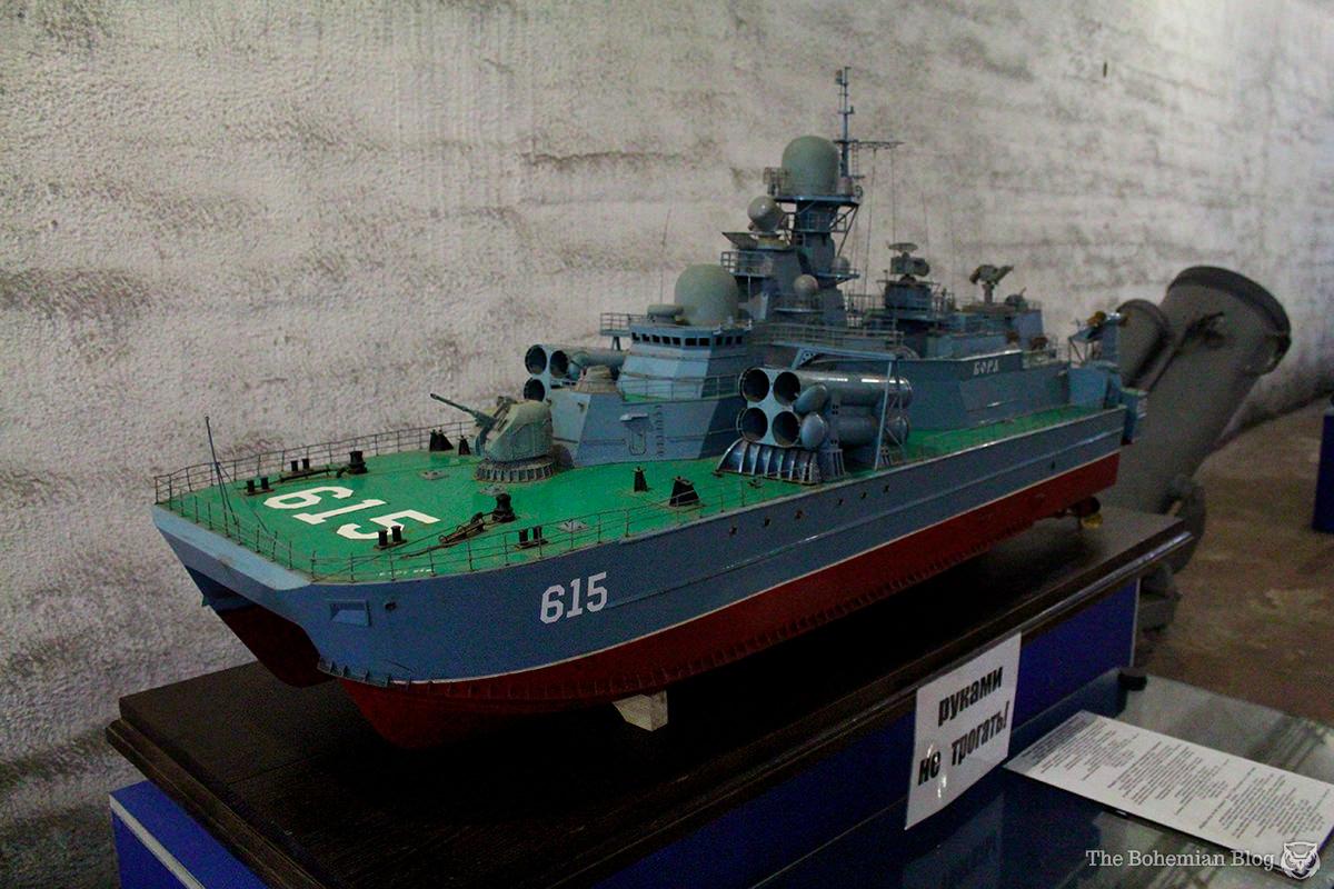 Balaklava Sub Base 18-DR