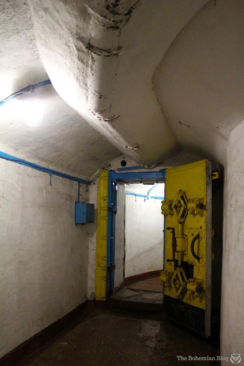 Balaklava Sub Base 27-DR