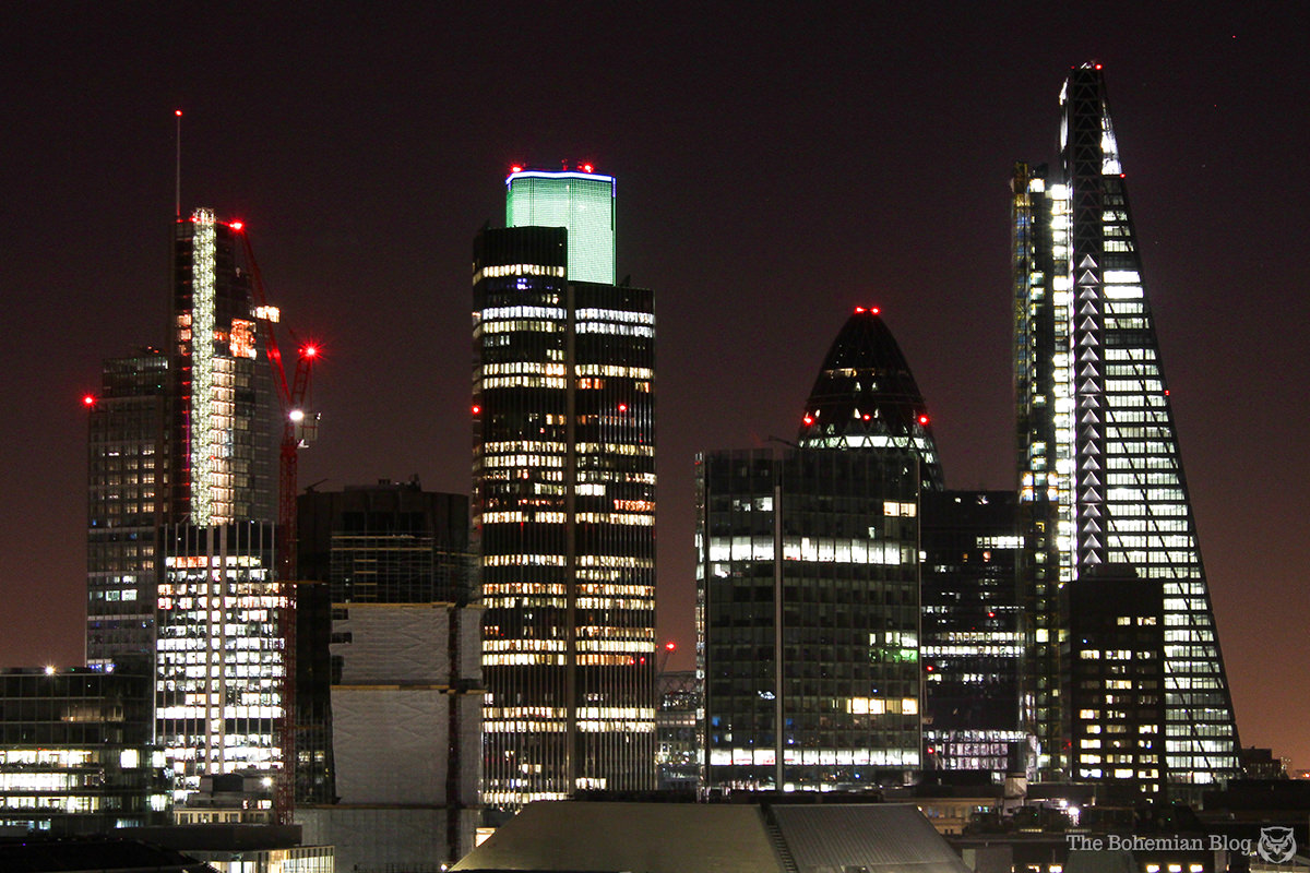 London Asunder 8-DR