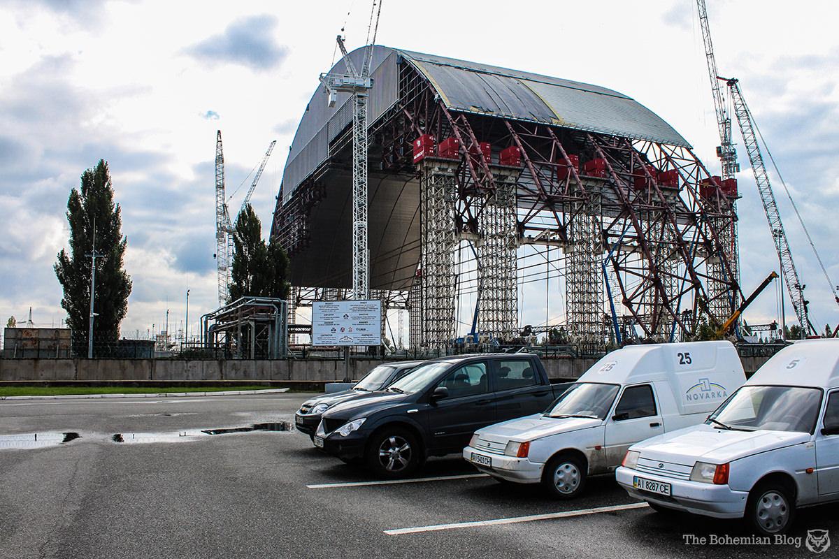 Chernobyl Tourism 14-DR