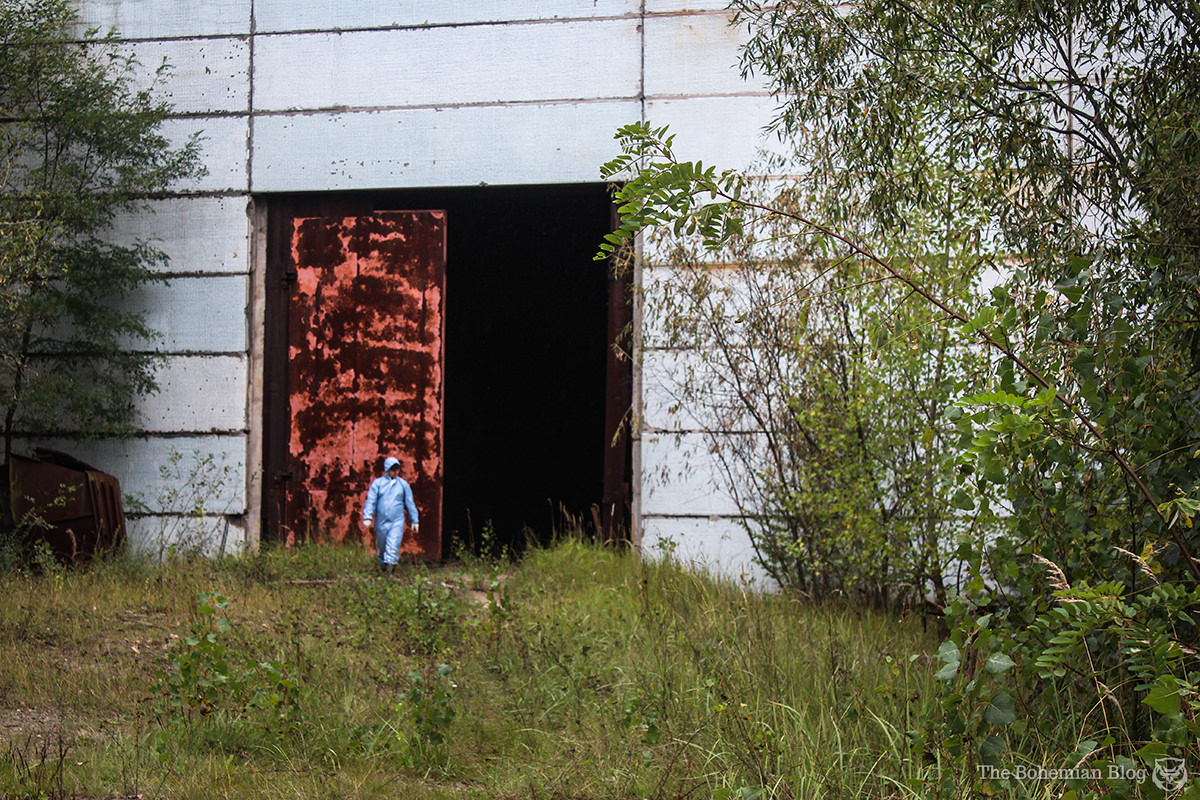 Chernobyl Tourism 15-DR
