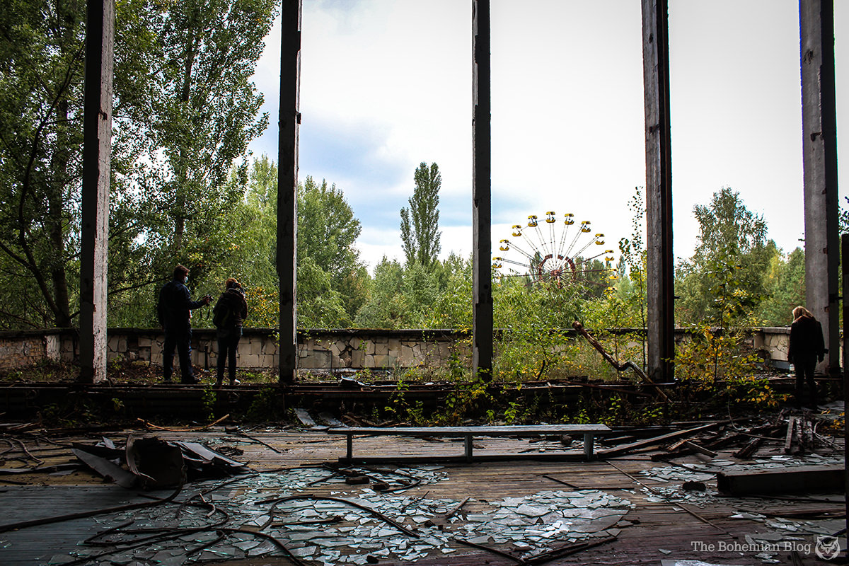 Chernobyl Tourism 19-DR