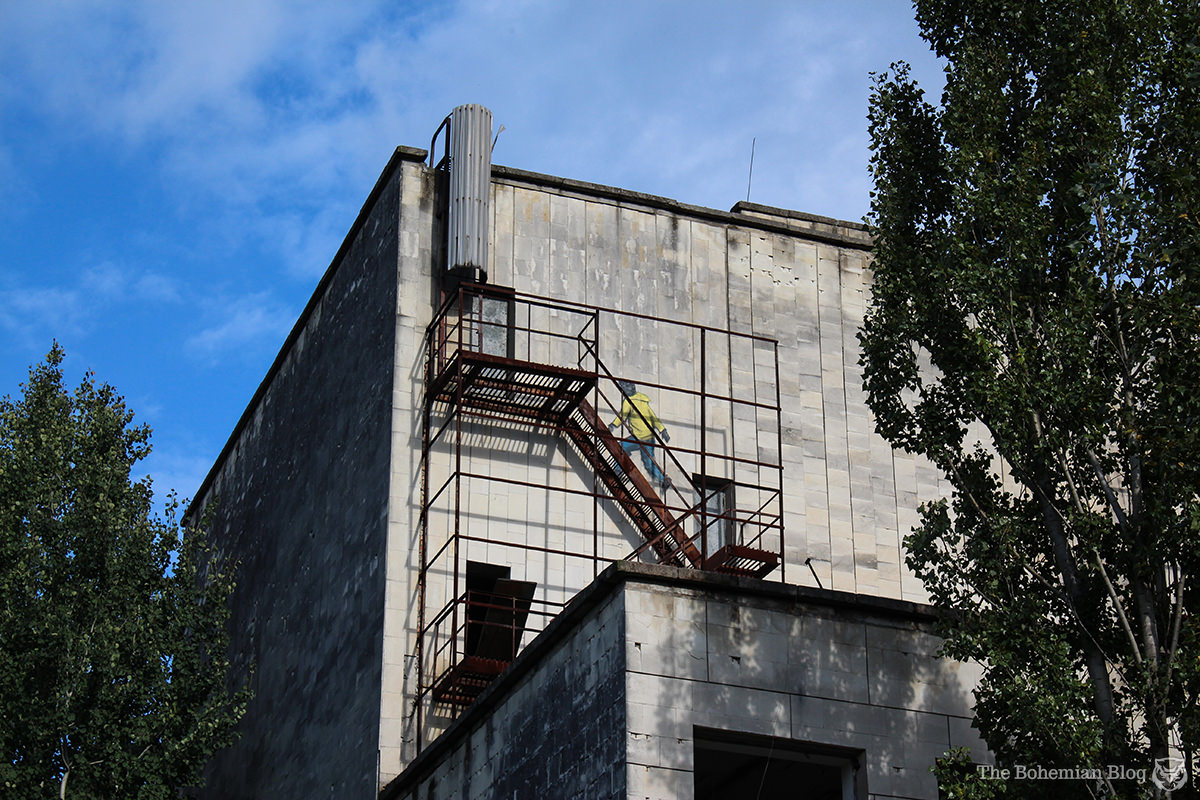 Chernobyl Tourism 20-DR