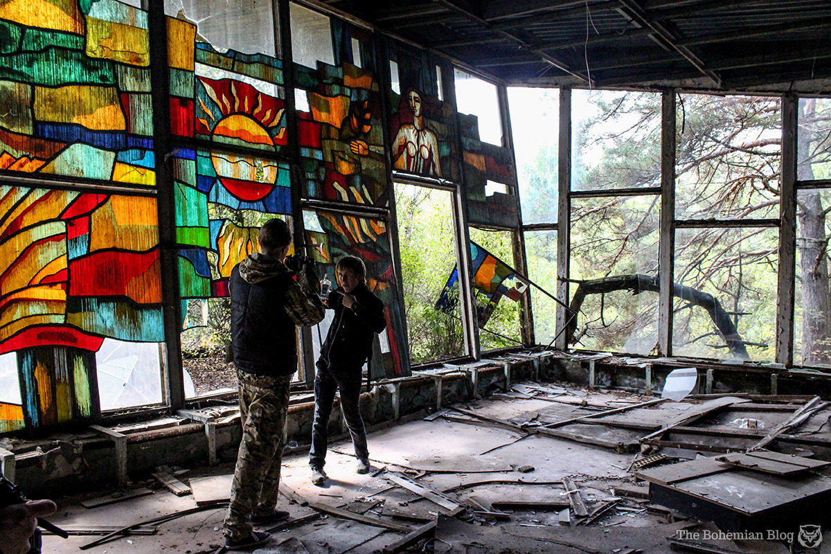 Chernobyl Tourism 28-DR
