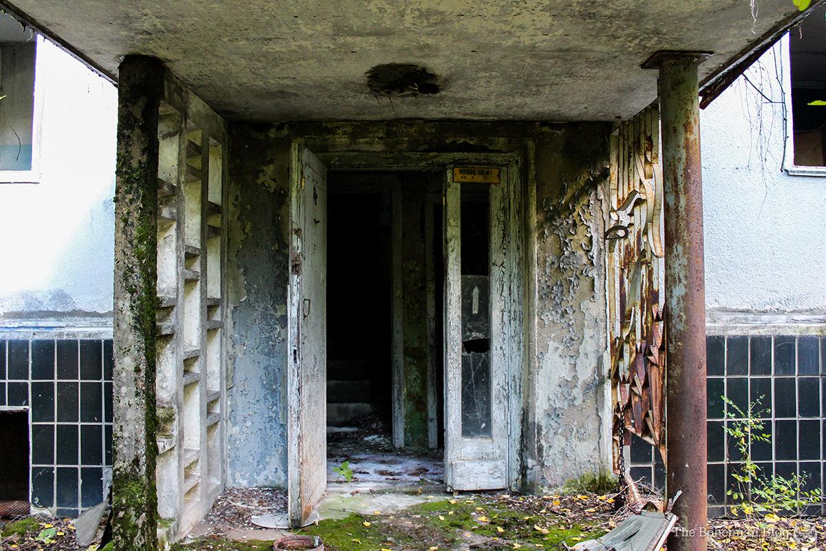 Chernobyl Tourism 30-DR