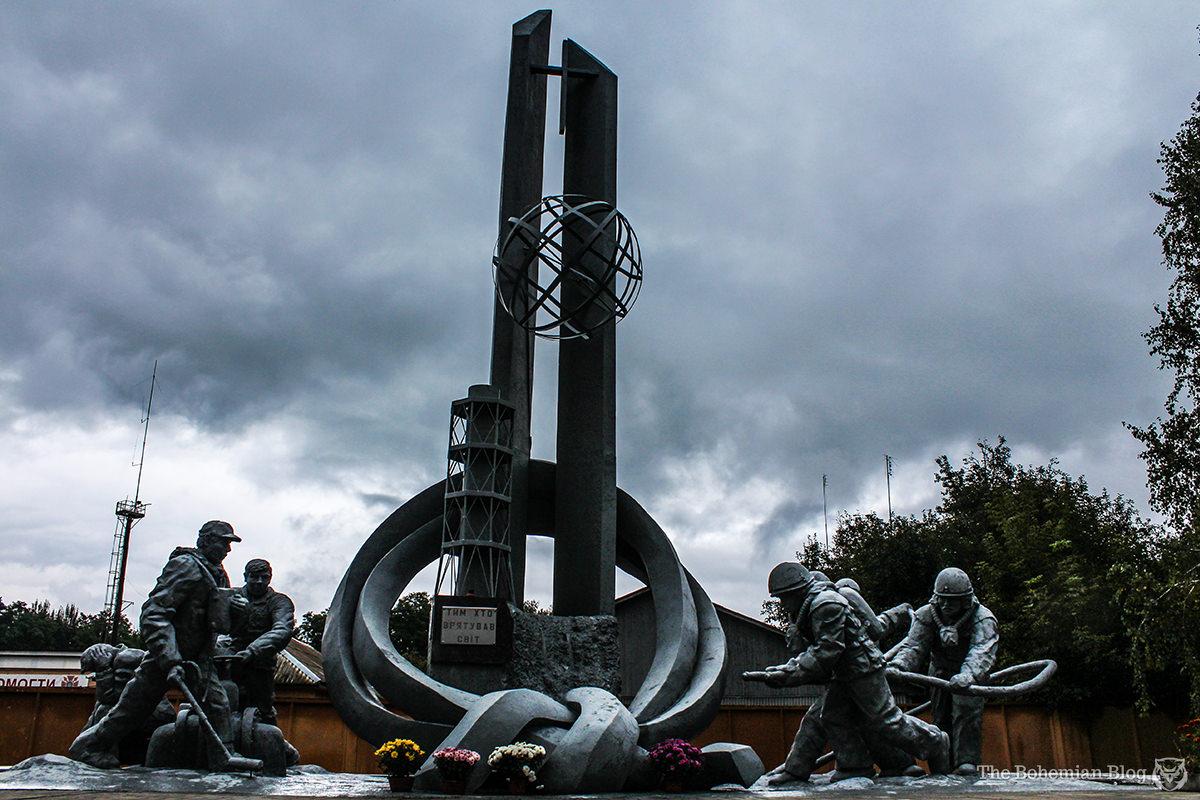 Chernobyl Tourism 4-DR