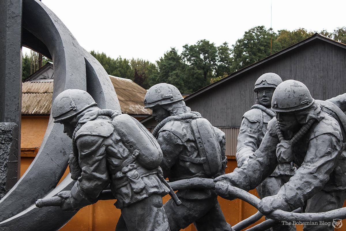 Chernobyl Tourism 5-DR