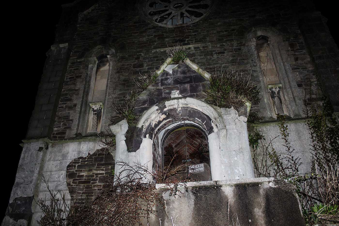 Abandoned Churches: