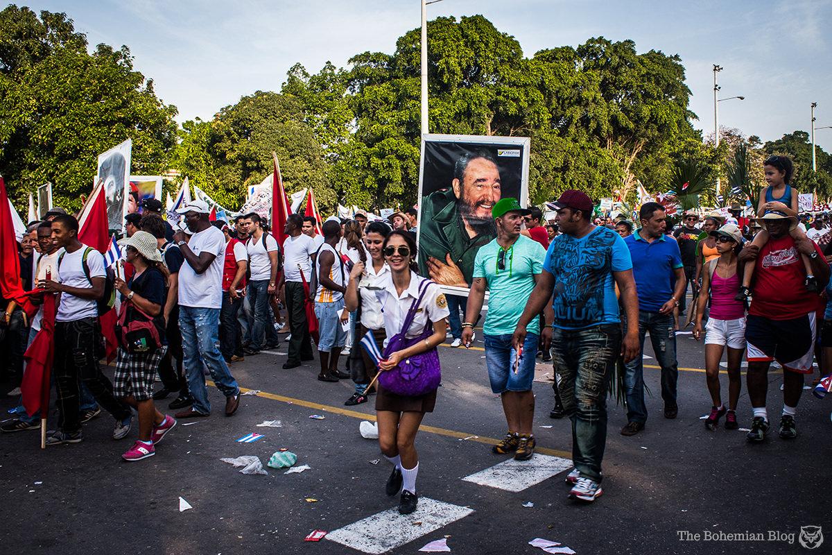 Socialist Street Parties - Havana 10