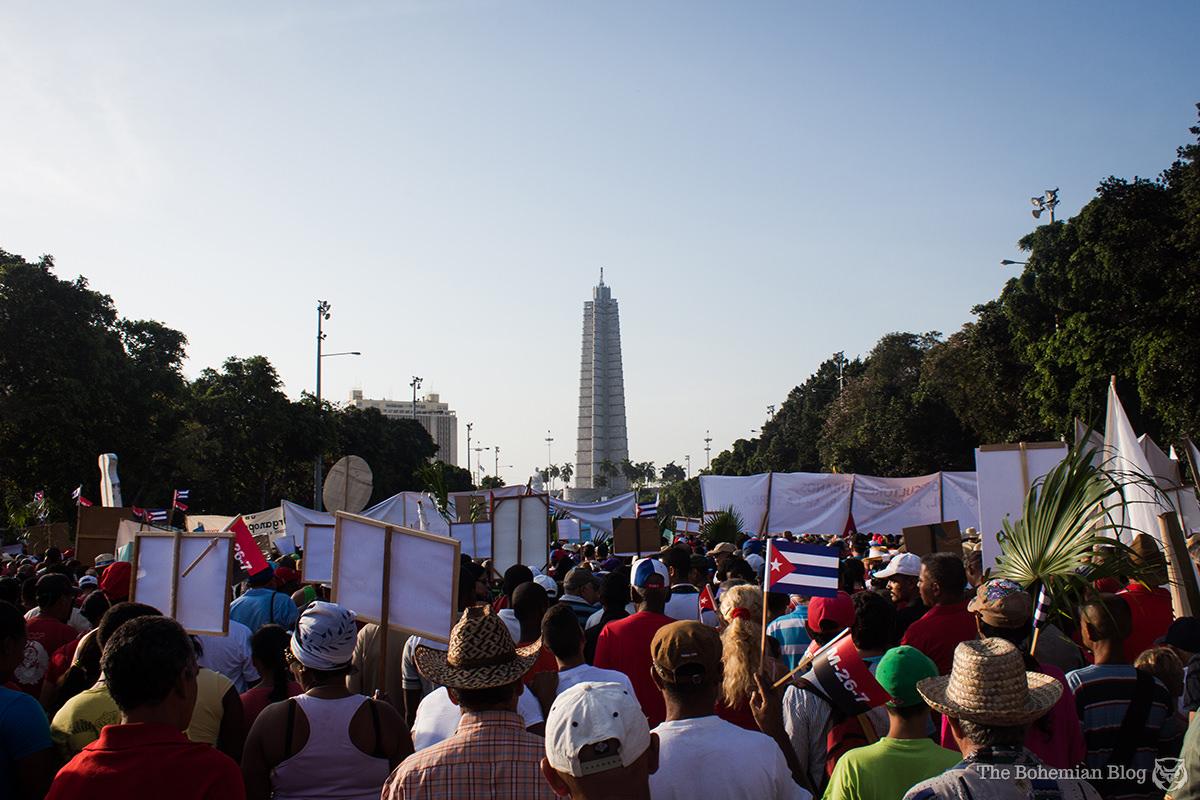 Socialist Street Parties - Havana 11