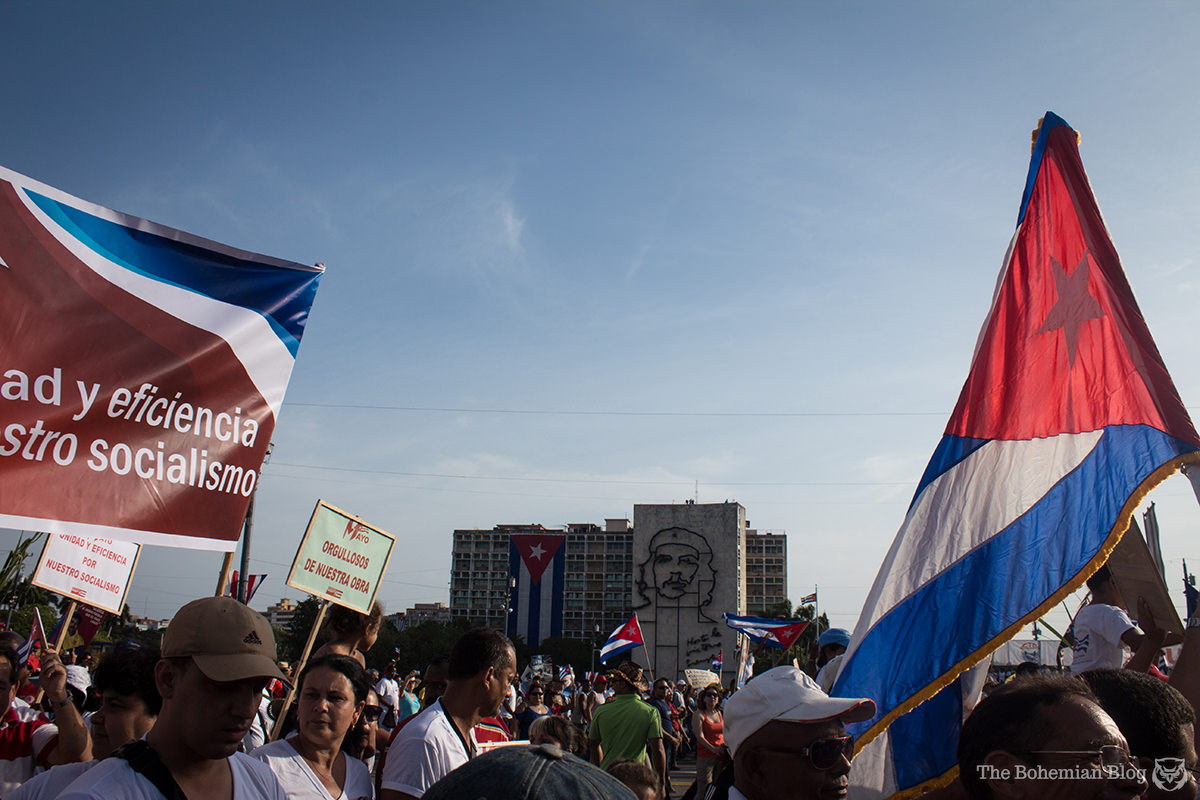 Socialist Street Parties - Havana 13