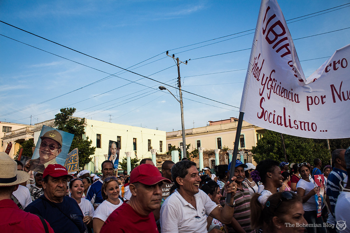 Socialist Street Parties - Havana 3