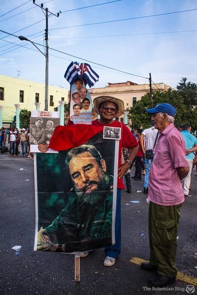 Socialist Street Parties - Havana 5