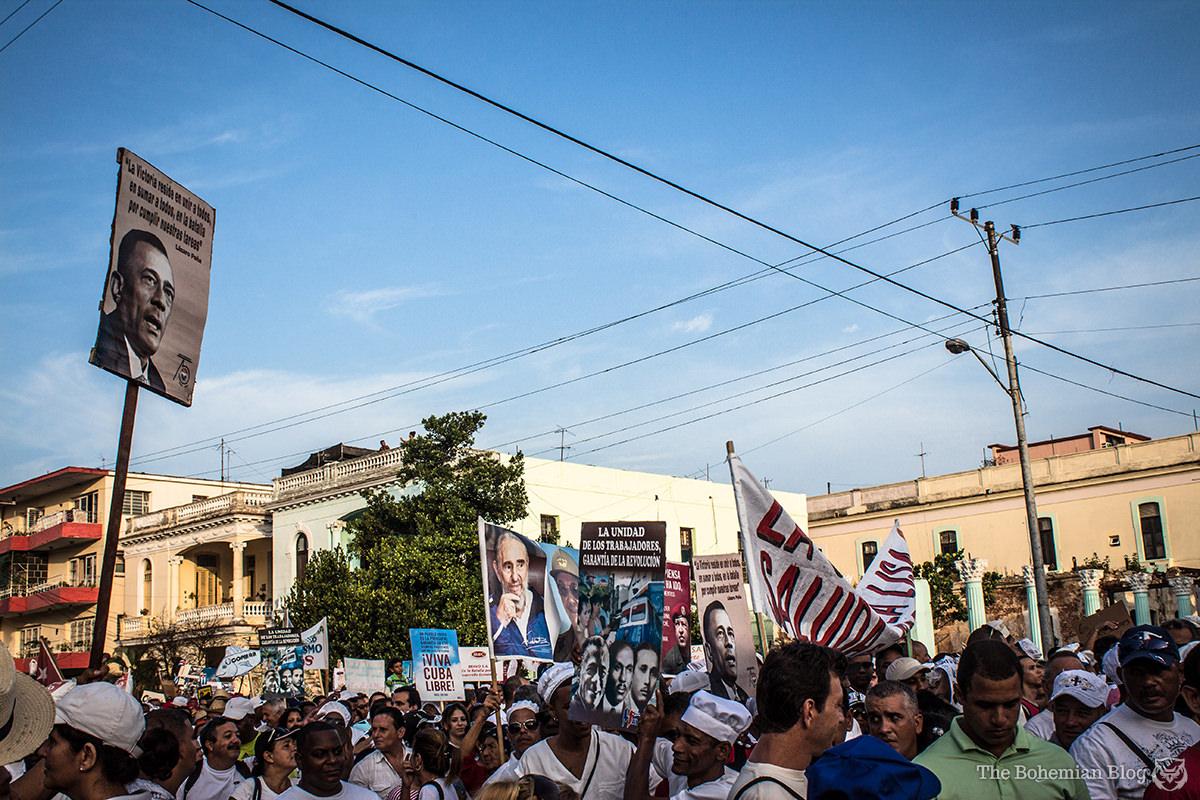 Socialist Street Parties - Havana 6