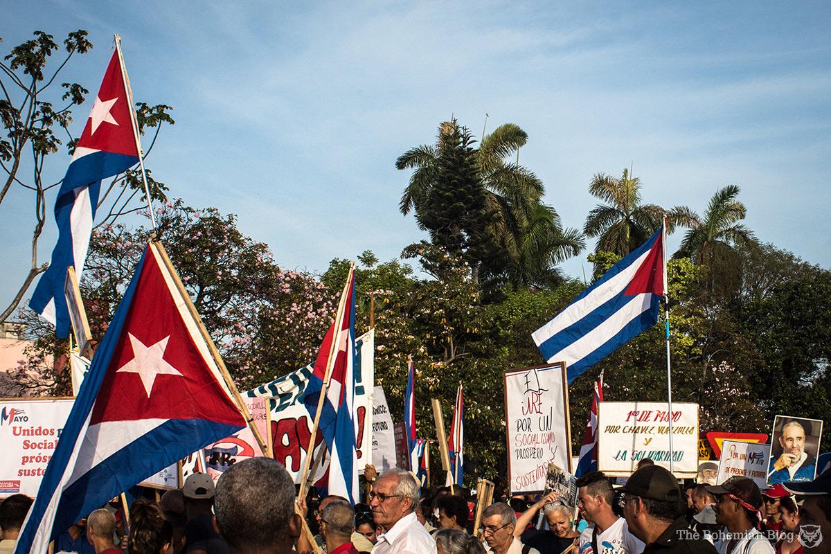 Socialist Street Parties - Havana 9