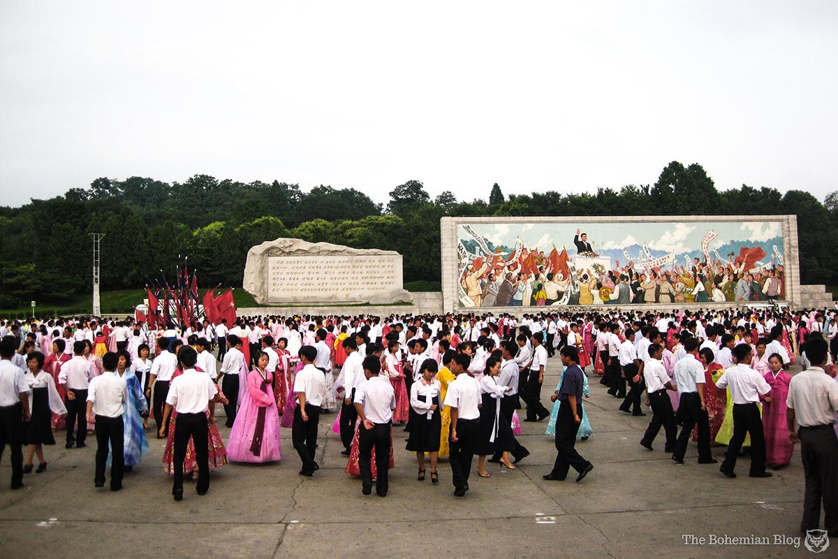 Socialist Street Parties - Pyongyang 4
