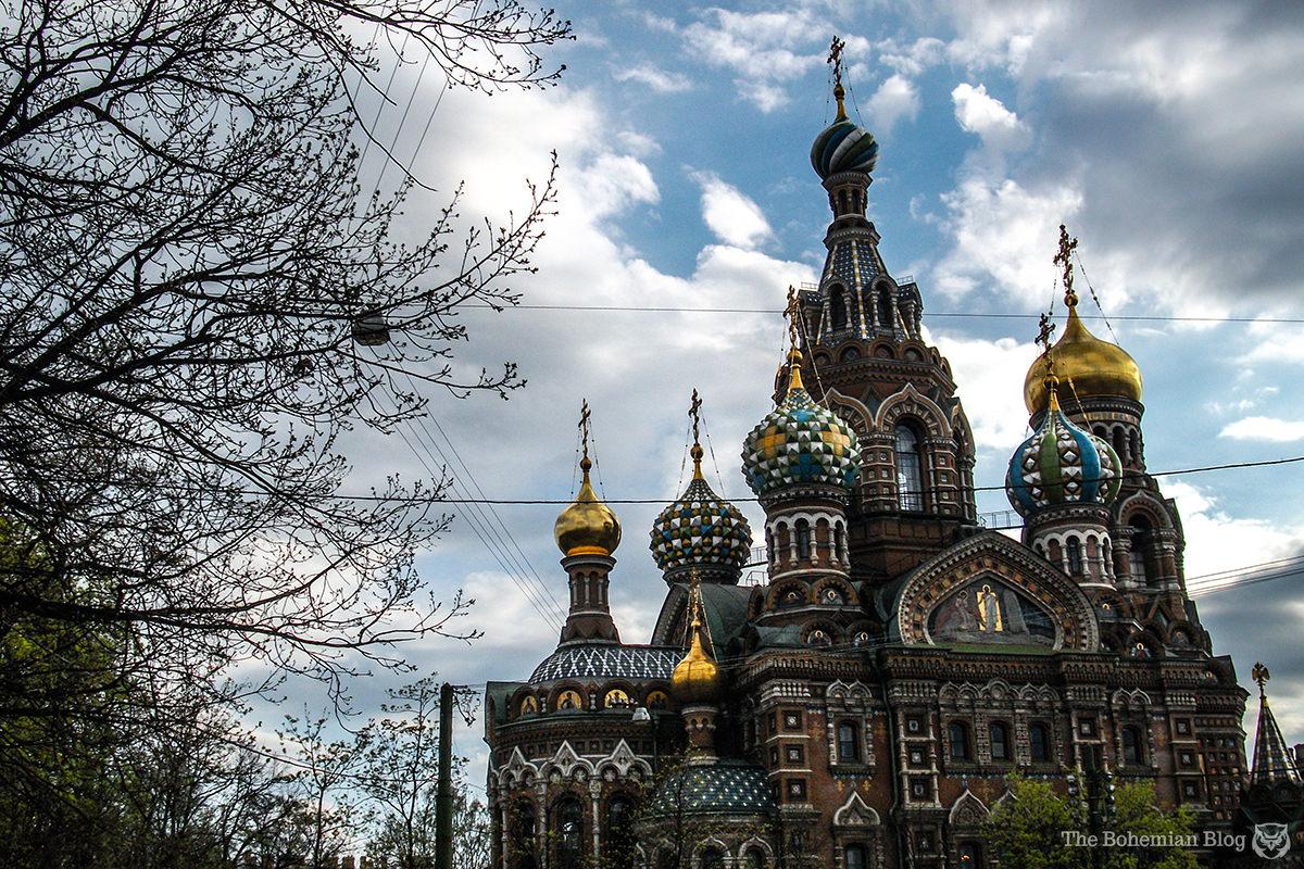 Socialist Street Parties - St Petersburg 1