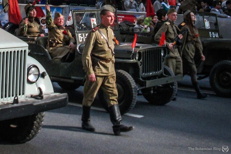 Socialist Street Parties - St Petersburg 12