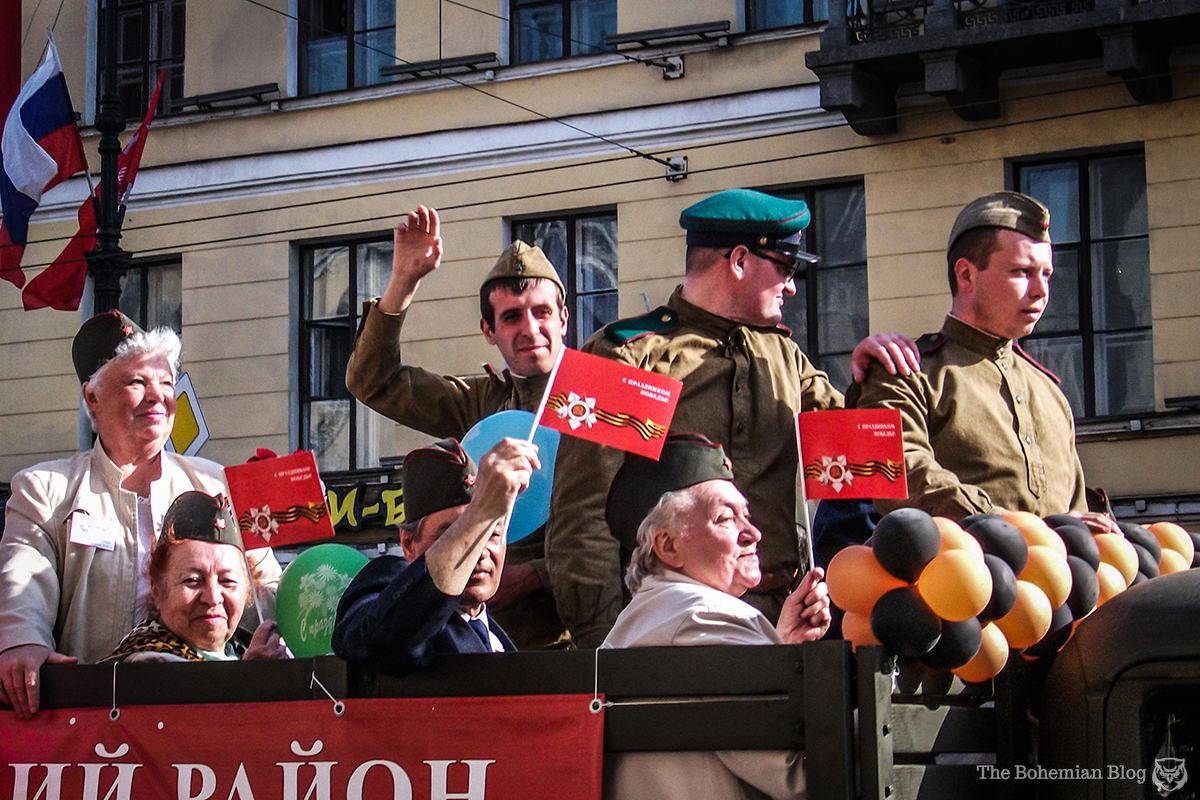 Socialist Street Parties - St Petersburg 14