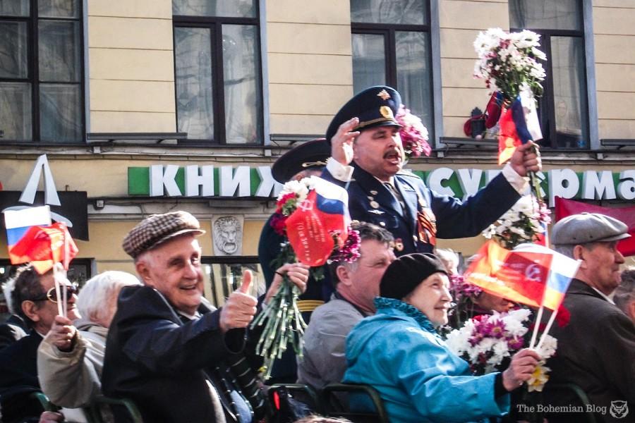 Socialist Street Parties - St Petersburg 16