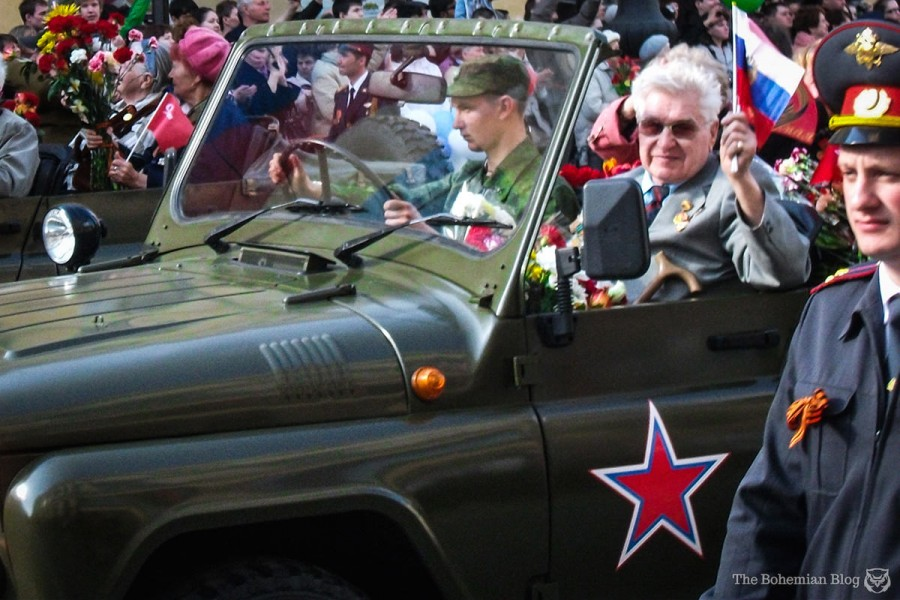 Socialist Street Parties - St Petersburg 3