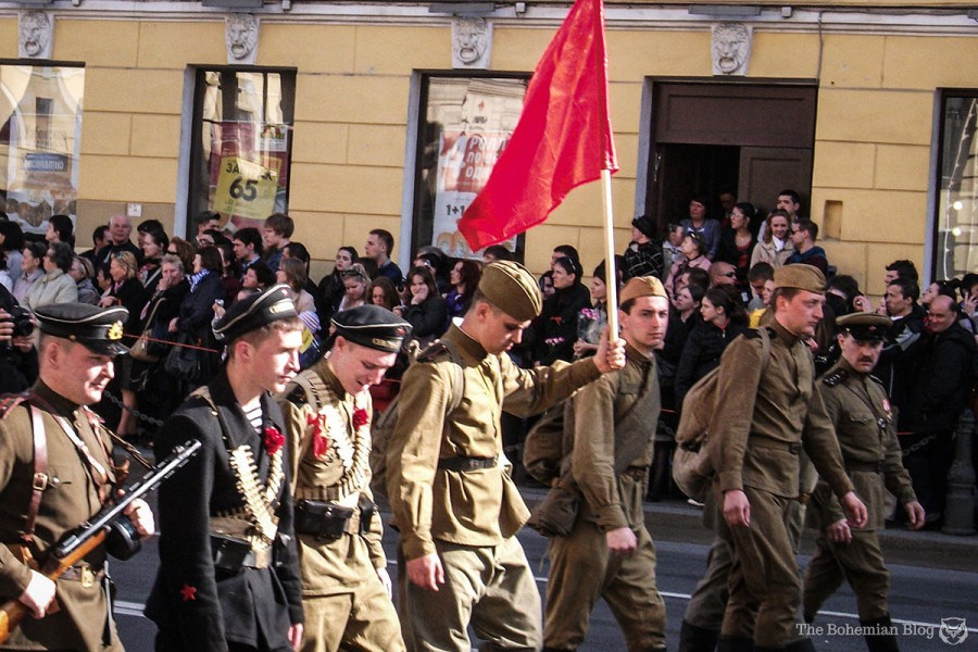 Socialist Street Parties - St Petersburg 8