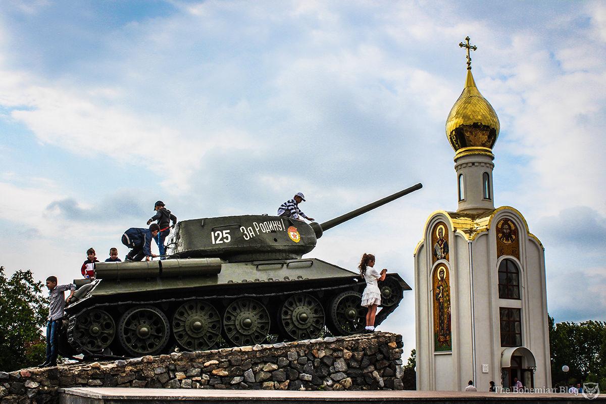 Socialist Street Parties - Tiraspol 11
