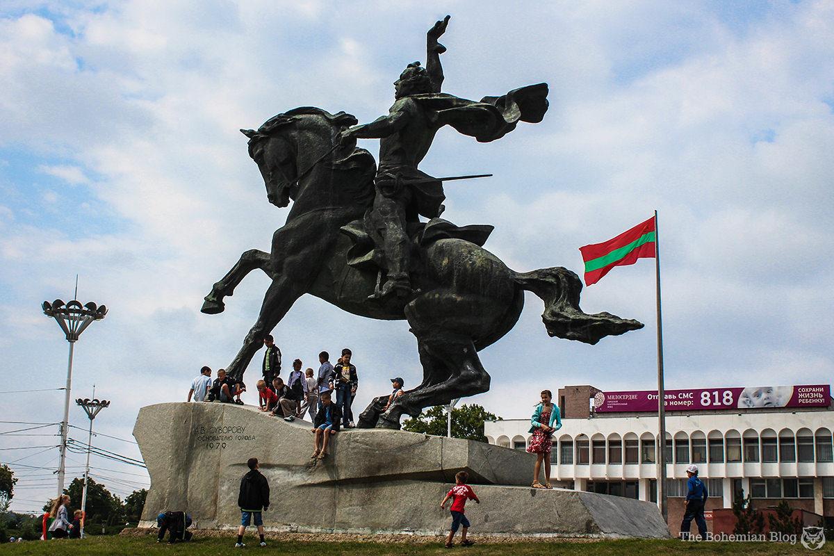 Socialist Street Parties - Tiraspol 12