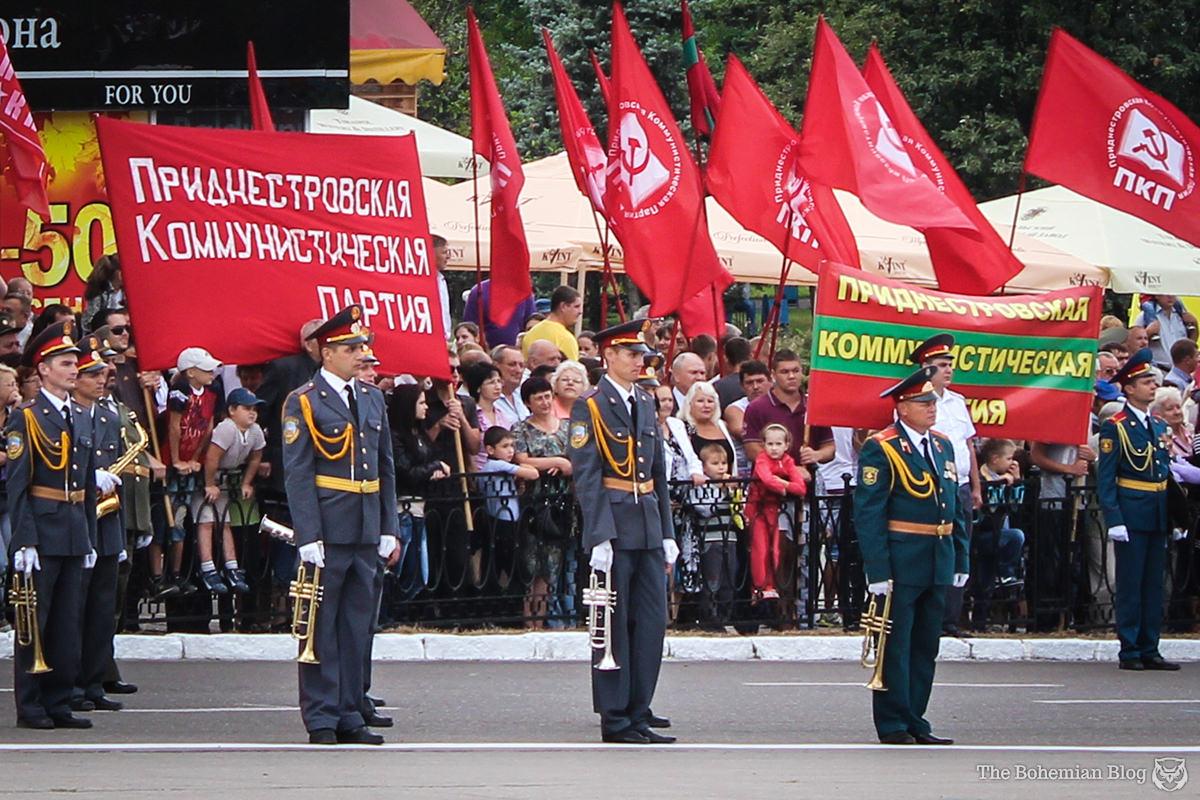 Socialist Street Parties - Tiraspol 8