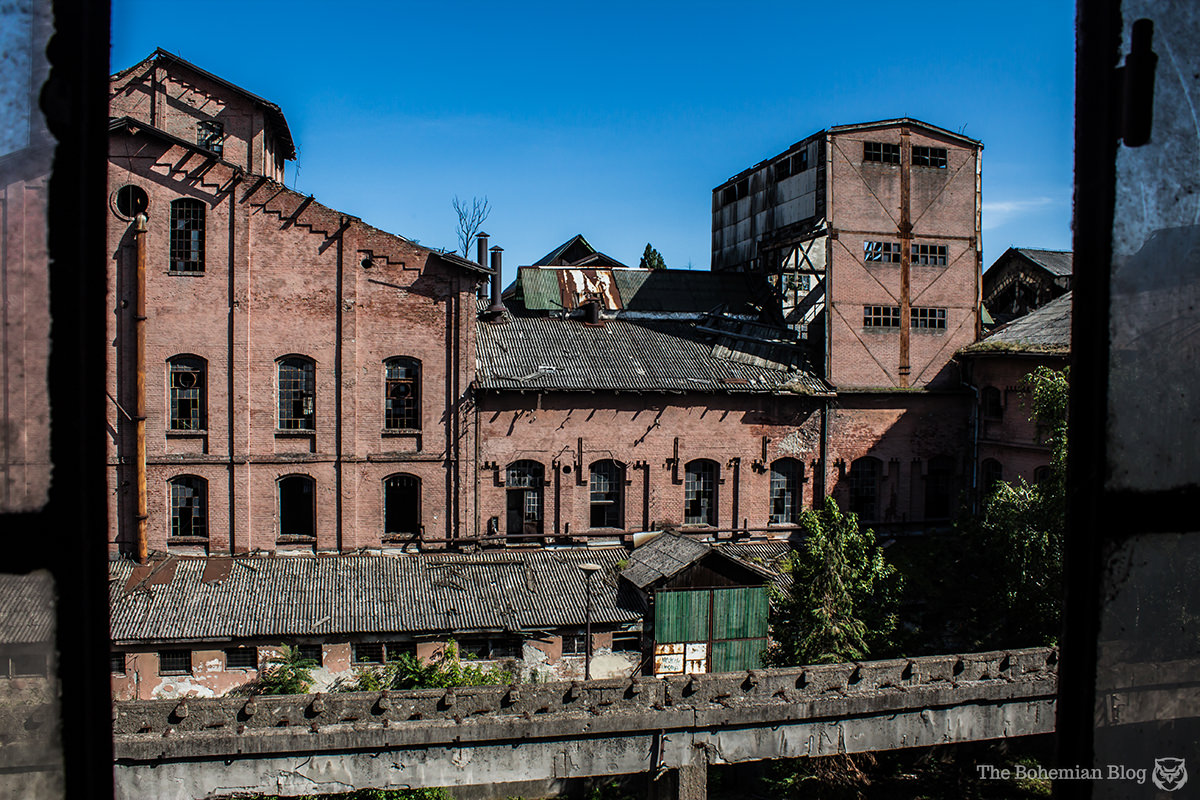 Belgrade Sugar Mill