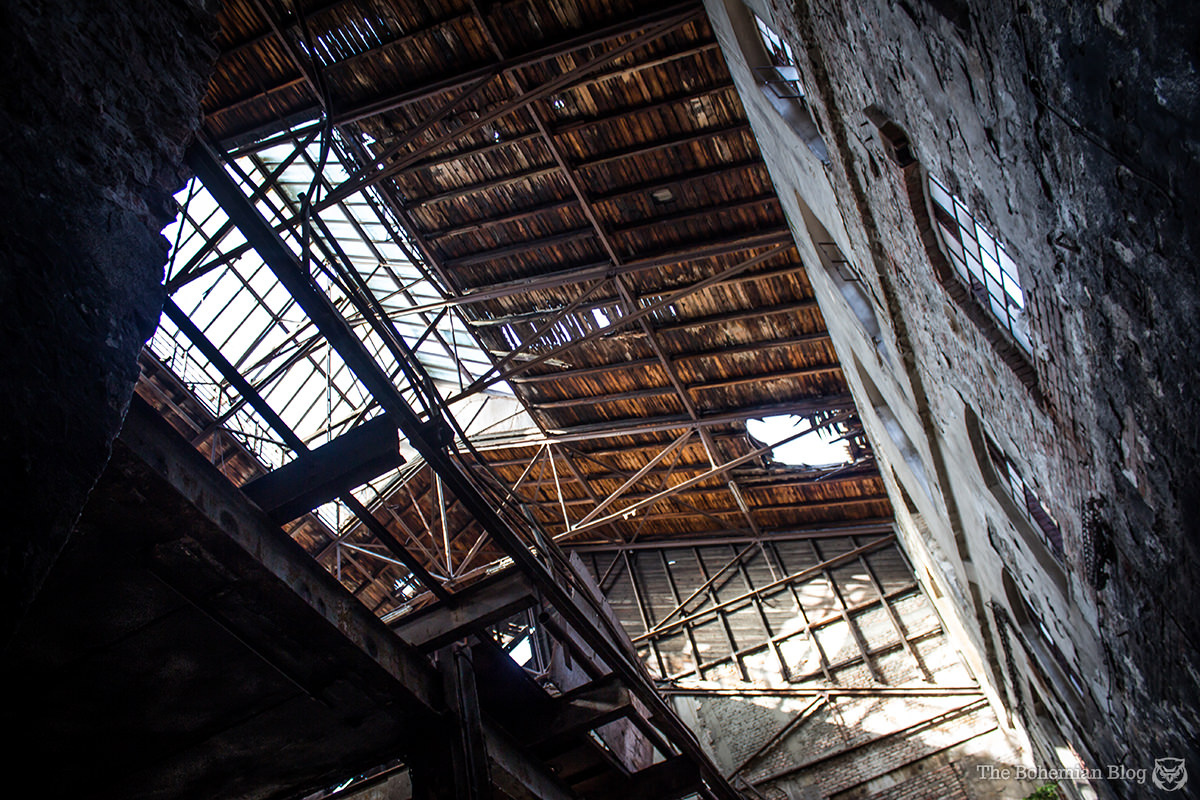 Belgrade Sugar Mill 18-DR