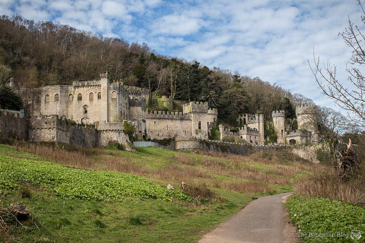 Gwrych Castle 1