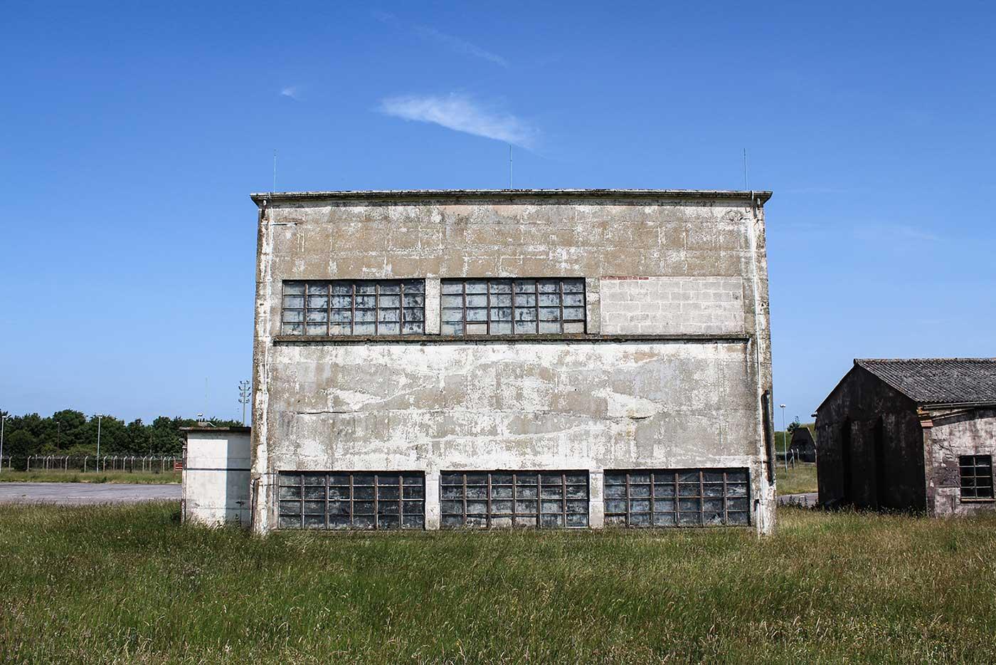 USAF Upper Heyford - 7 Bomb Store 12