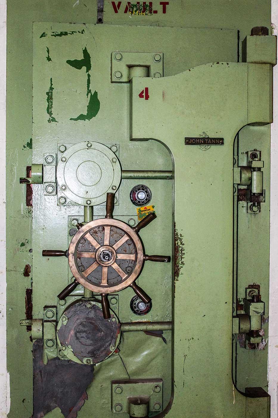 USAF Upper Heyford - 7 Bomb Store 9