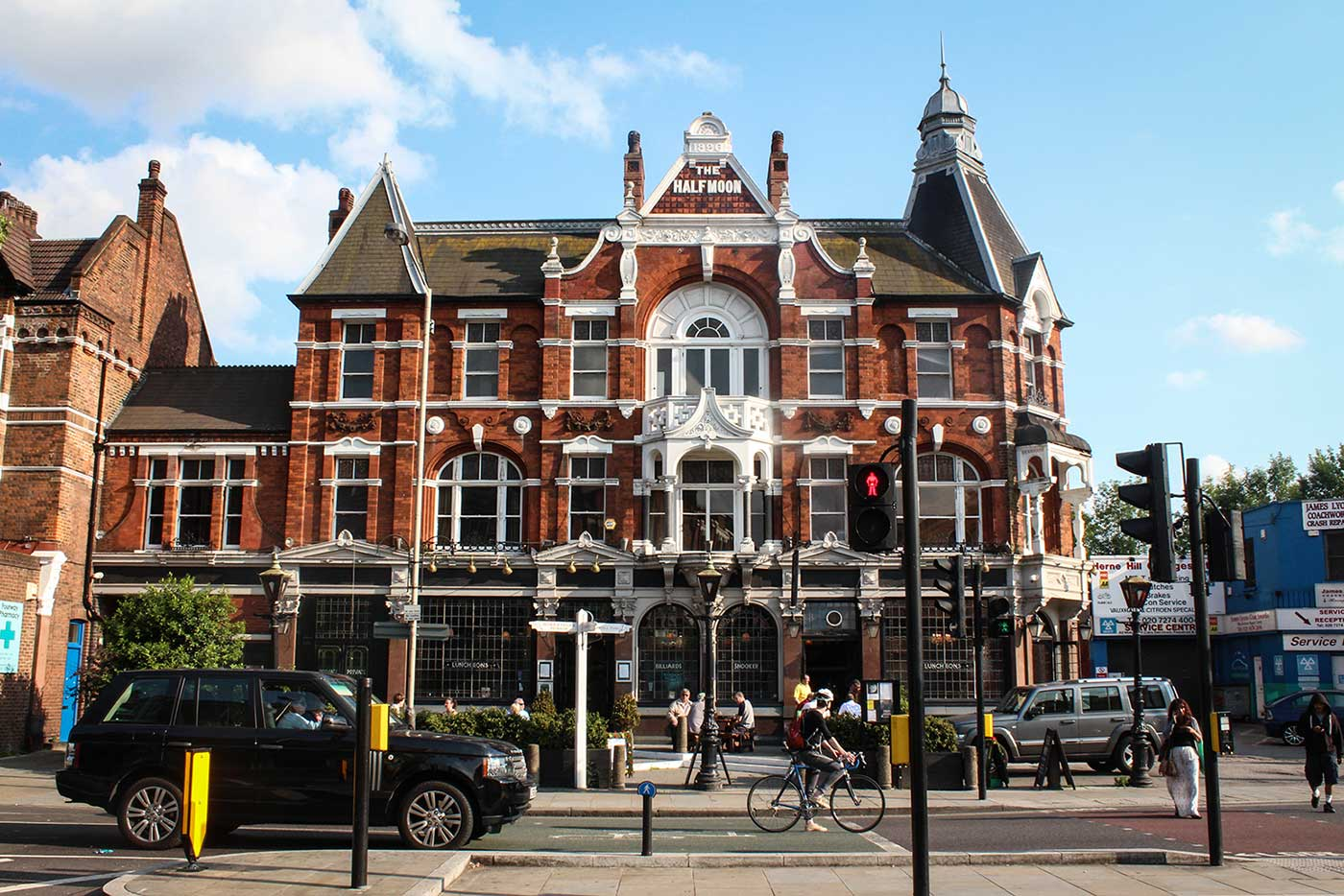 The Great Work-11 Herne Hill-1