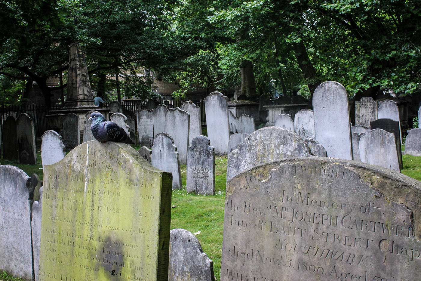The Great Work-4 Bunhill Fields-5
