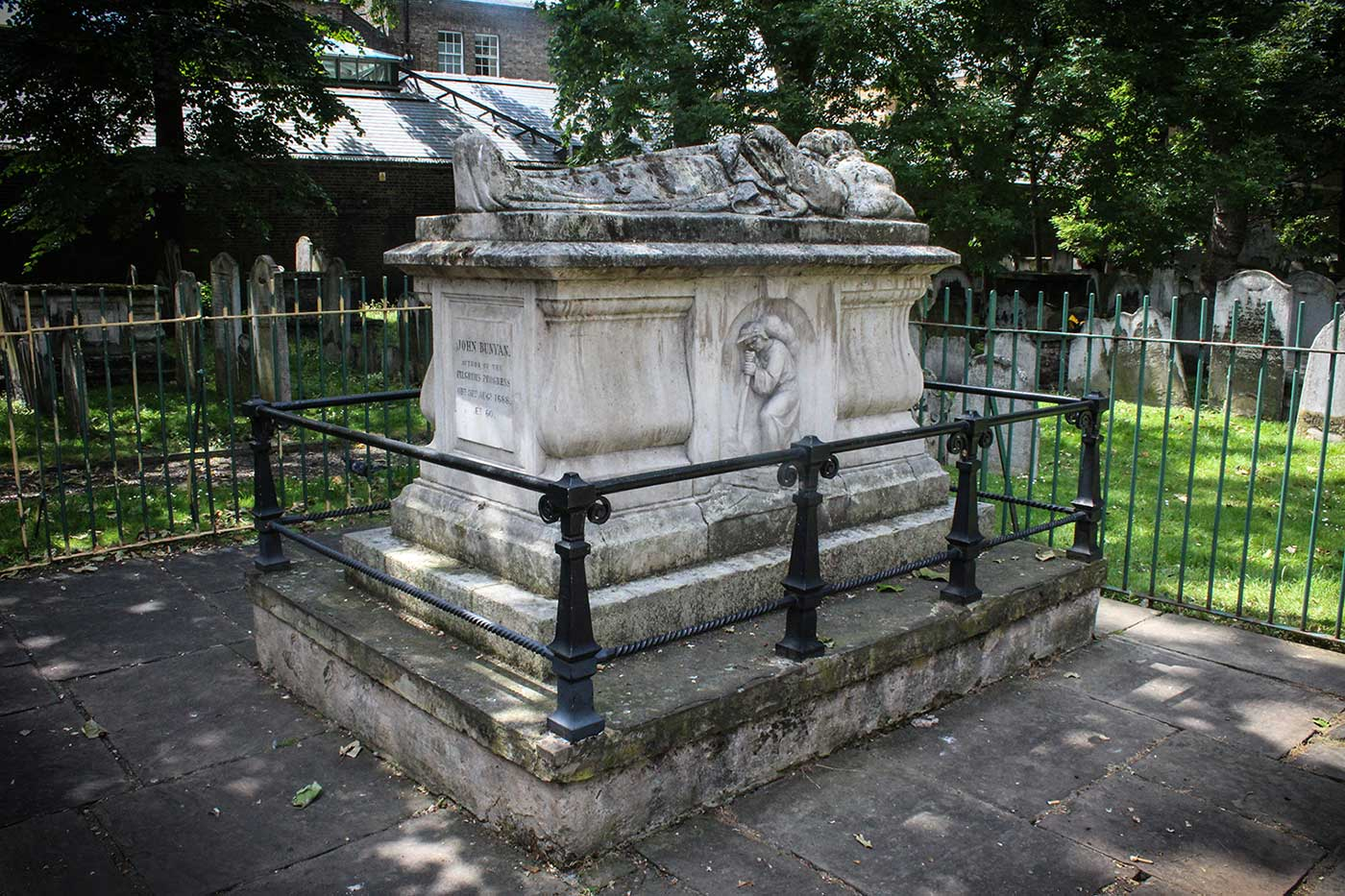 The Great Work-4 Bunhill Fields-6