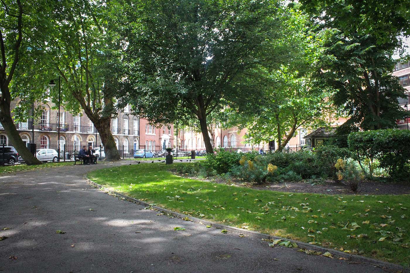 The Great Work-6 Northampton Square-2