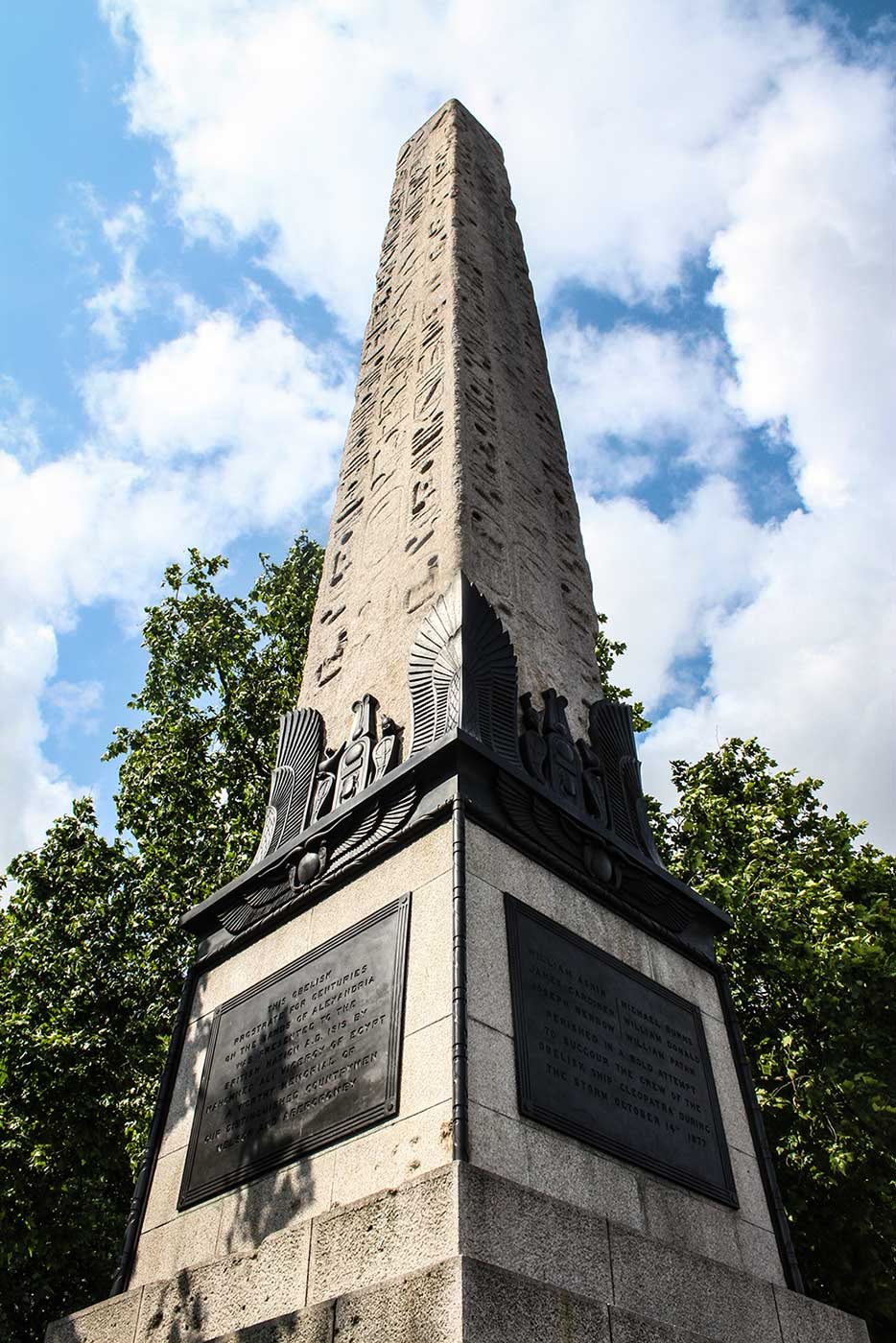 The Great Work-9 Cleopatra's Needle-2