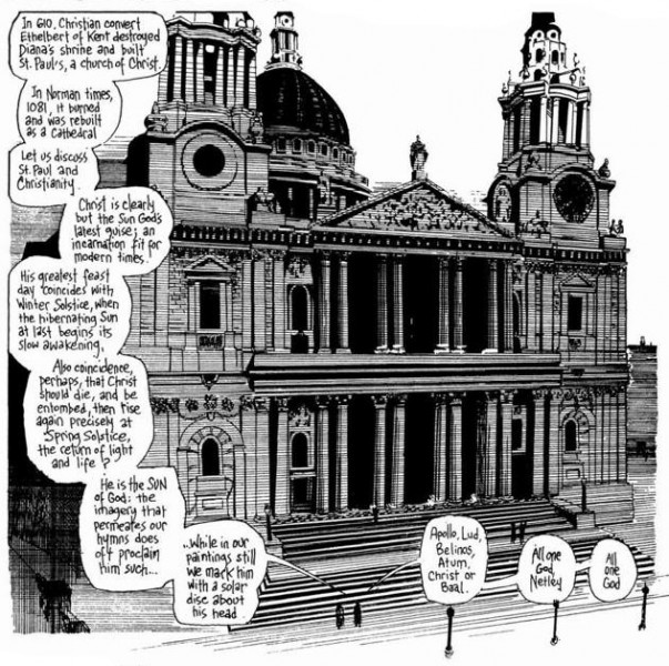The Great Work-FH-St Paul's
