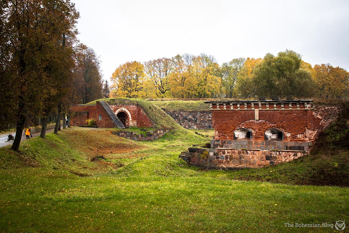 Daugavpils Fortress 1
